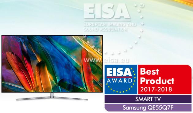 EISA 17 TV Smart