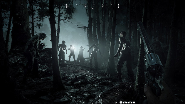 Hunt: Showdown screen