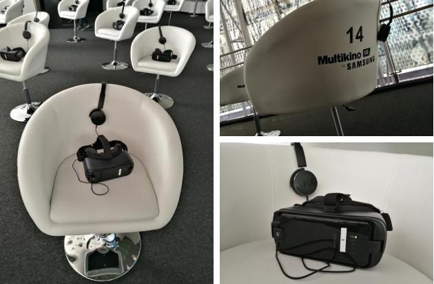 Multikino VR foto