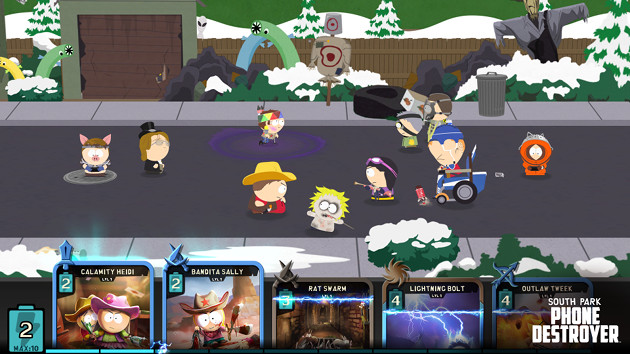 South Park: Phone Destroyer screen