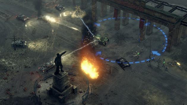 Sudden Strike 4 pomnik