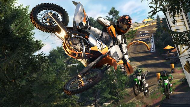 The Crew 2 Motocross