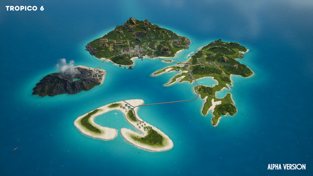 Tropico 6 screen archipelagi