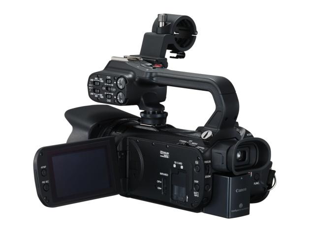 Canon XA15 tył