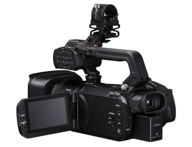 Canon XF405 tył