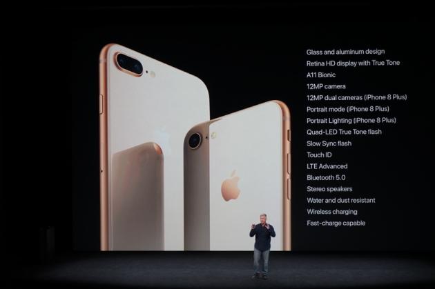 iPhone 8 nowości