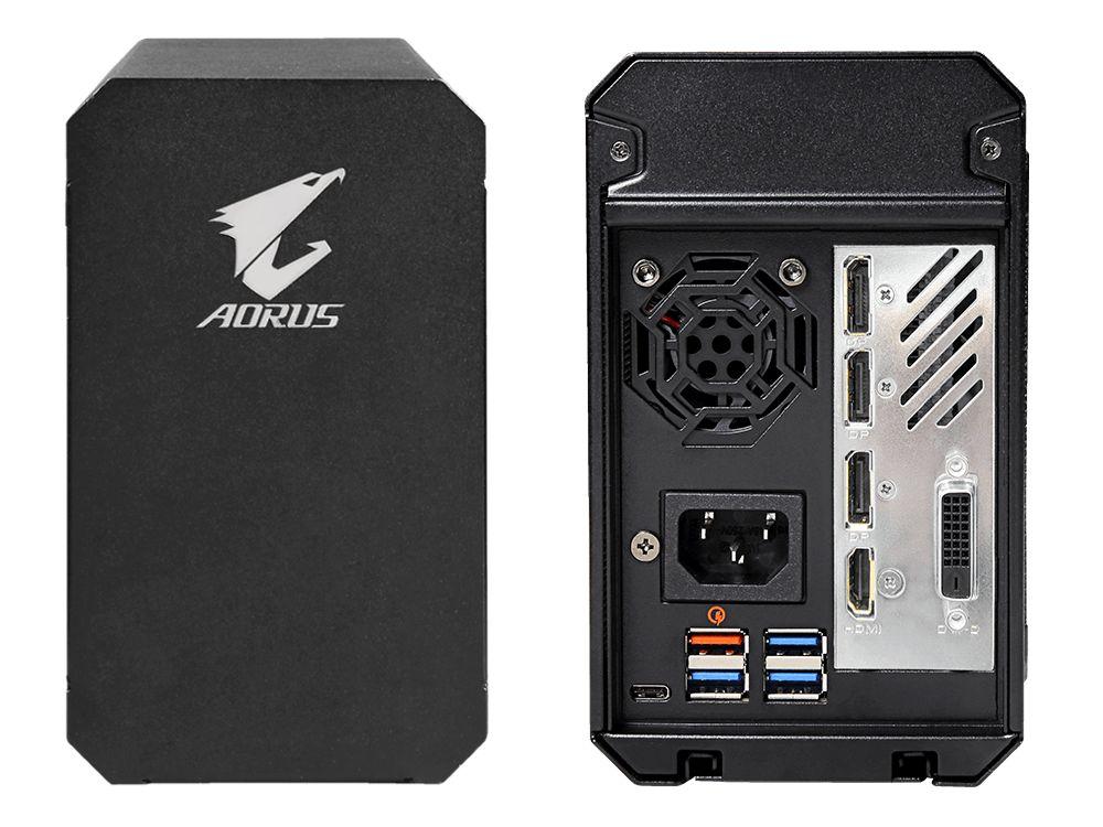 Gigabyte GeForce GTX 1080 Gaming Box