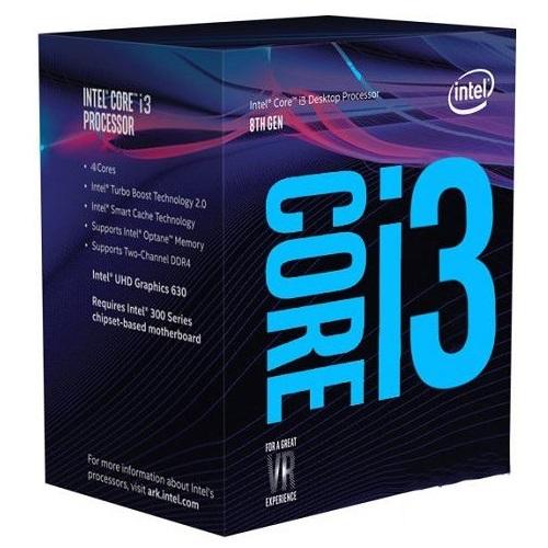 Intel Core i3 - Coffee Lake