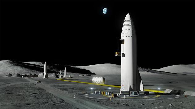 BFR Księżyc