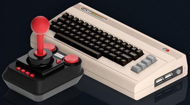C64 Mini konsola