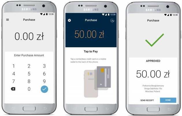 płatność smartfon