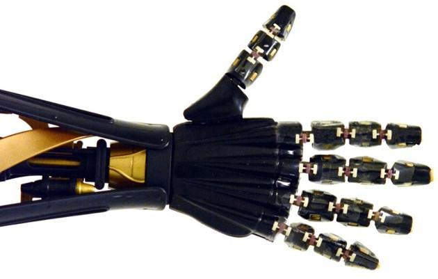 Robot skóra