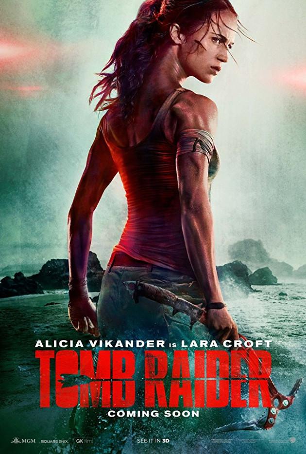 Tomb Raider plakat