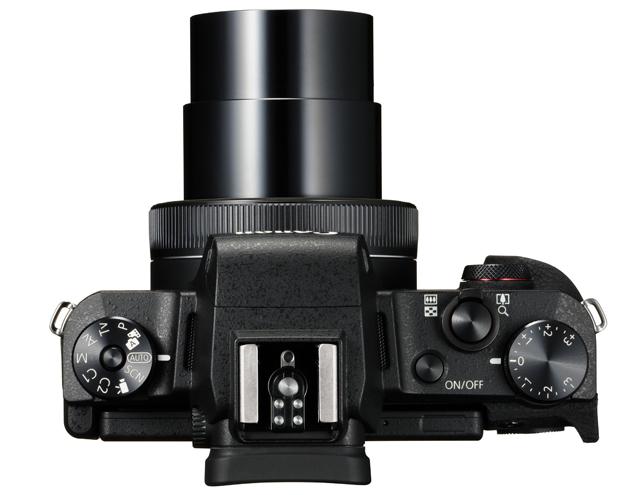Canon Powershot G1X Mark III obiektyw