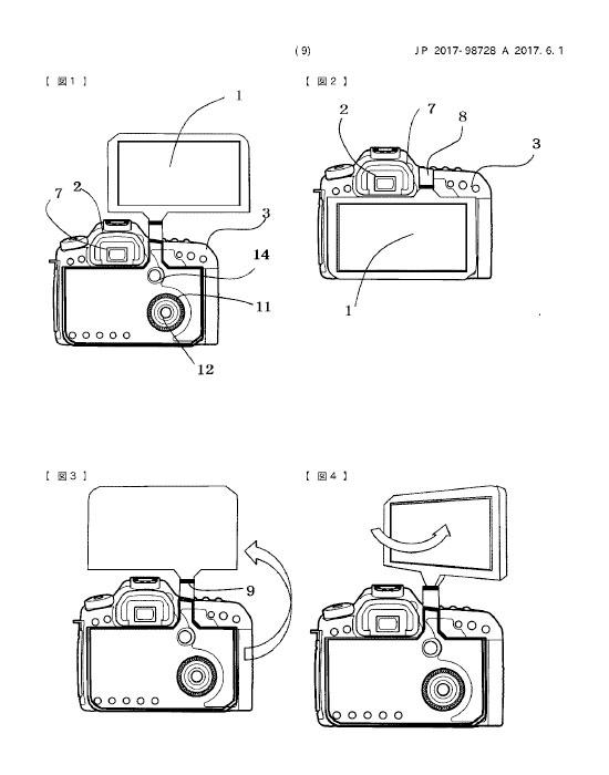 Canon patent wersja 1
