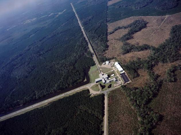 LIGO Livingstone