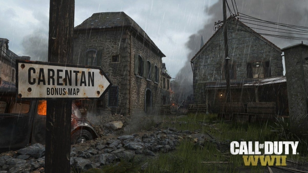 Call of Duty: WWII  Carentan