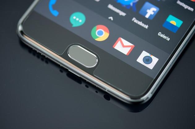 OnePlus 5 czytnik