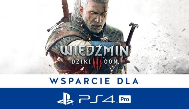 Wiedźmin 3: Dziki Gon PS4 Pro