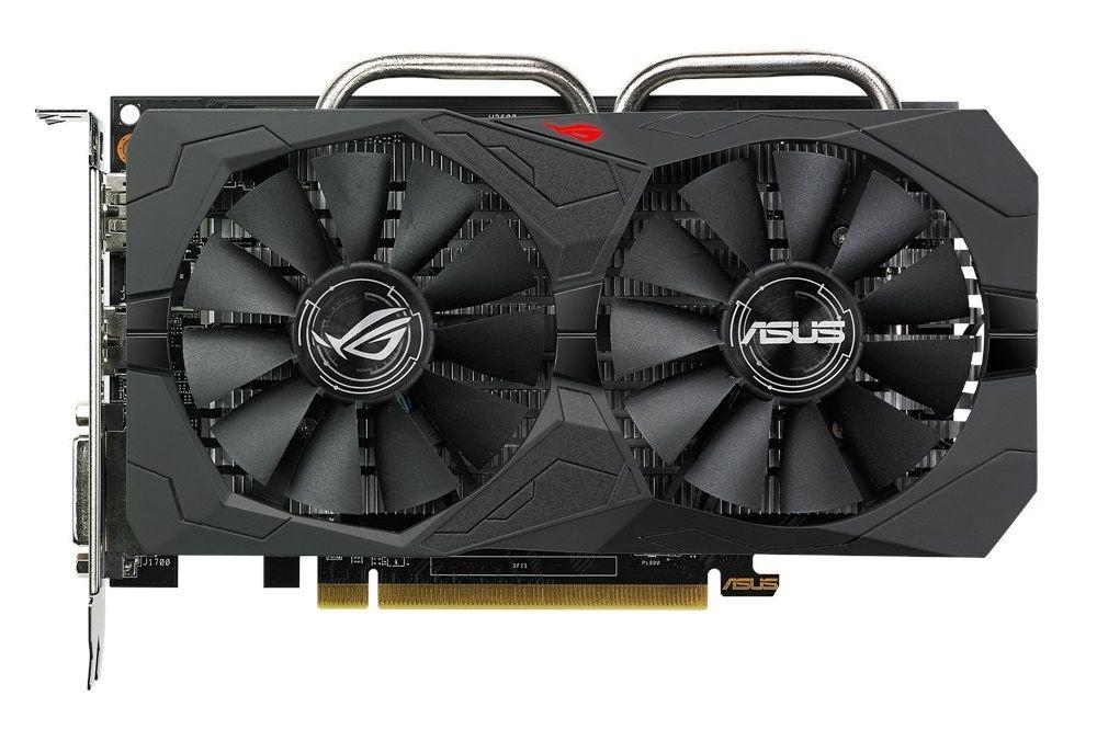 ASUS Radeon RX 560 DirectCU II EVO OC