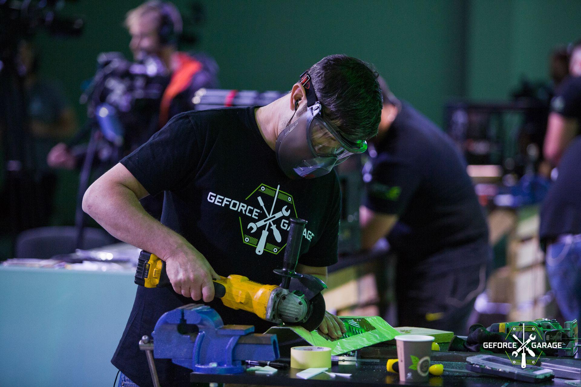 GeForce Garage - zespół z Czech