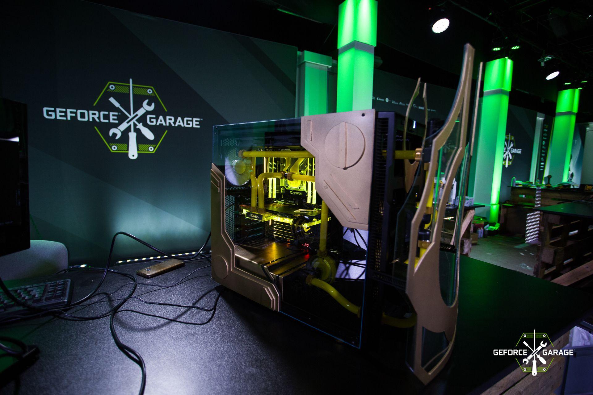 GeForce Garage - zespół z Polski