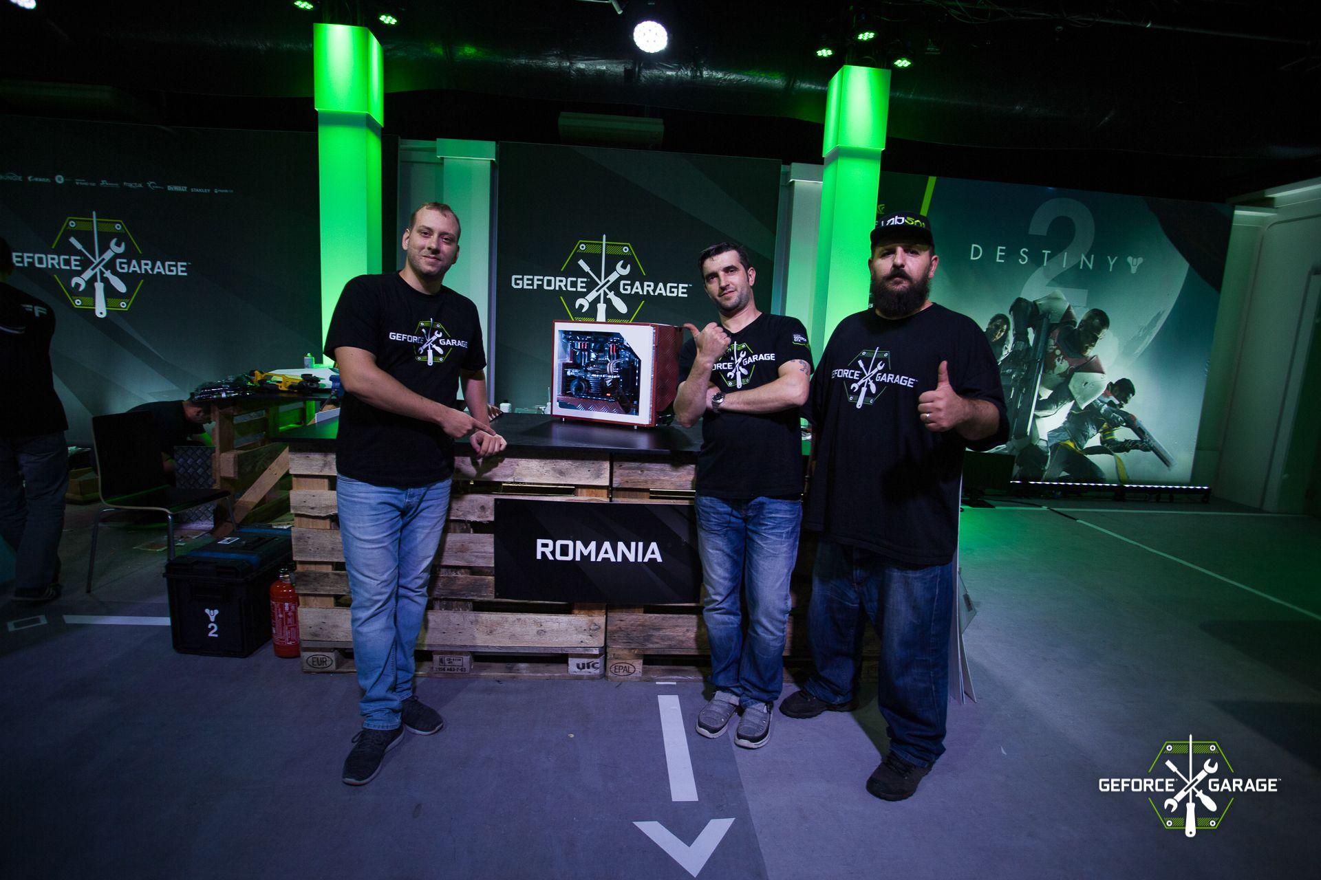 GeForce Garage - zespół z Rumunii
