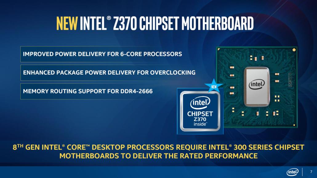 Intel 300 - platforma