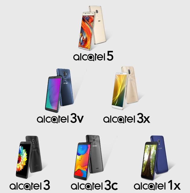 Alcatel 2018