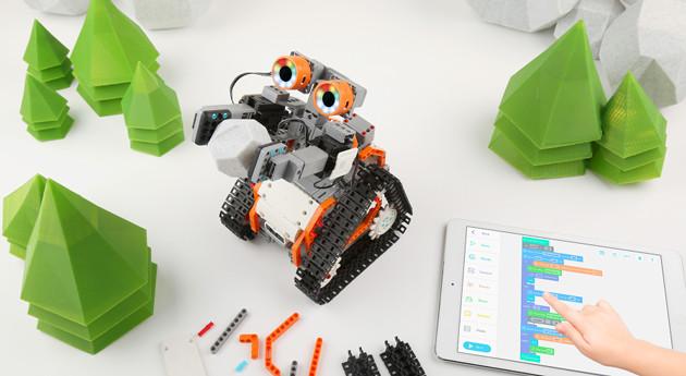 Astrobot programowanie
