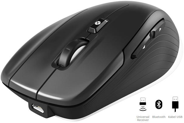 CadMouse Wireless bok