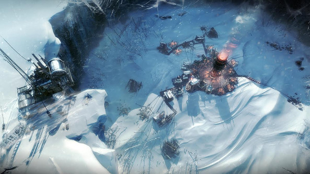 Frostpunk screen