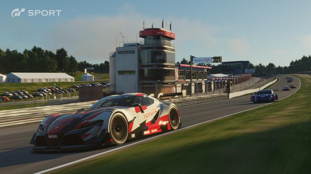 GT Sport trasa