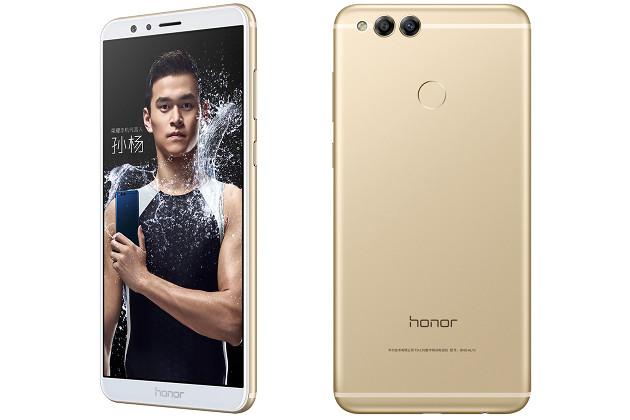 Honor 7X wygląd