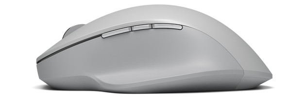 Microsoft Surface Precision Mouse bok