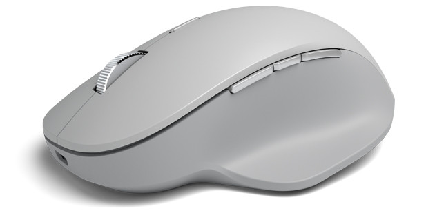 Microsoft Surface Precision Mouse wygląd