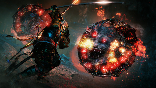 Nioh PC screen