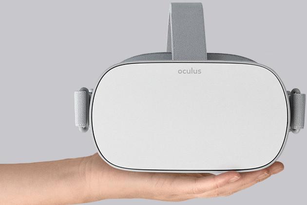 Oculus Go gogle