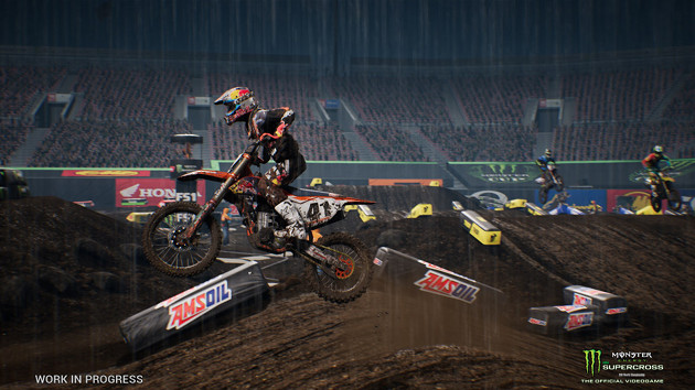 Supercross gra tor