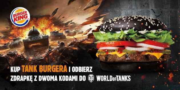Tank Burger kod