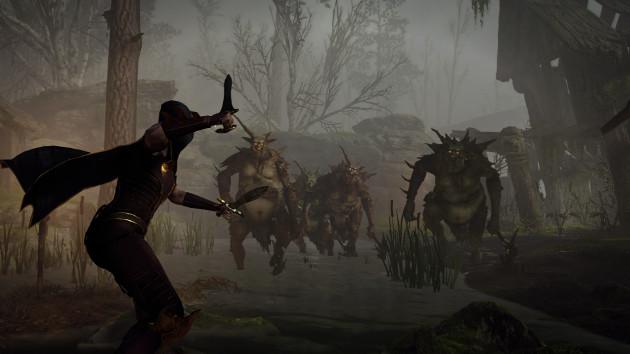 Warhammer: Vermintide 2 mrok