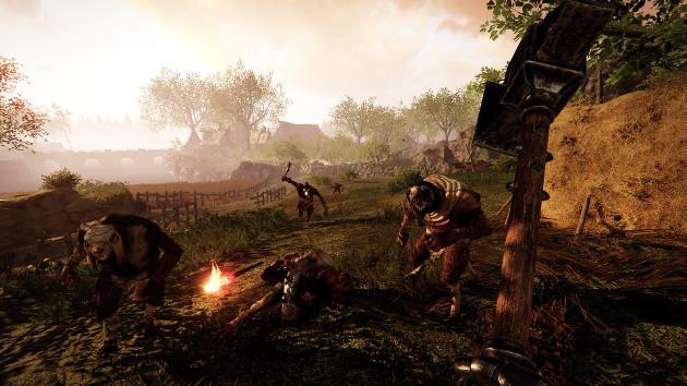 Warhammer: Vermintide 2 walka