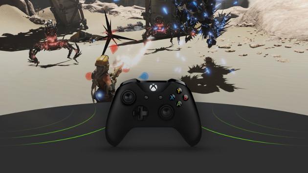 Xbox One X dźwięk