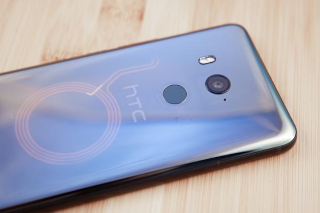 HTC U11 przejrzysty