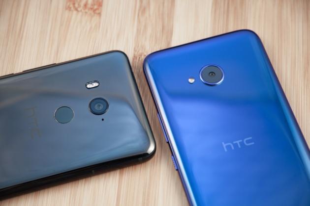 HTC U11+ i U11 life aparaty