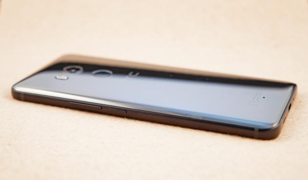 HTC U11+ przyciski