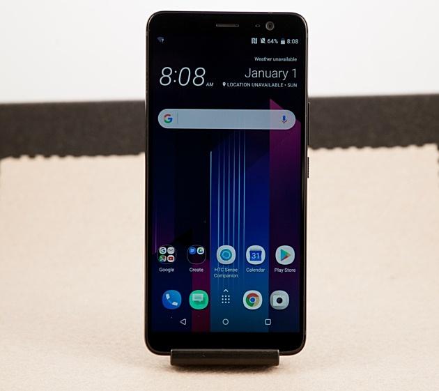 HTC U11+ ekran