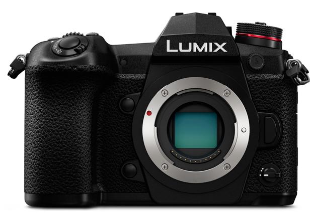 Panasonic Lumix G9 sensor