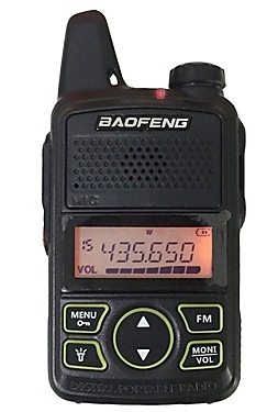 BaoFeng BF T1 Mini