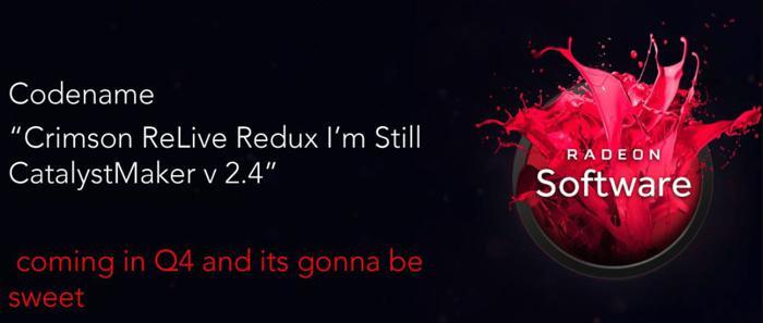 AMD Radeon ReLive Redux